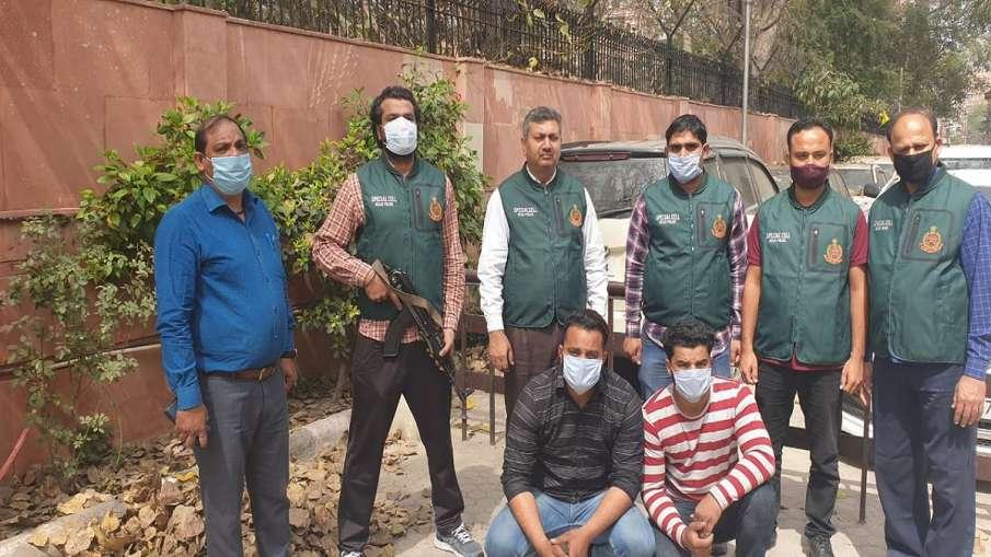 अंतरराज्यीय ड्रग सप्लाई रैकेट का पर्दाफाश, 60 करोड़ रुपए की 15 किलो हेरोइन के साथ 2 गिरफ्तार- India TV Hindi