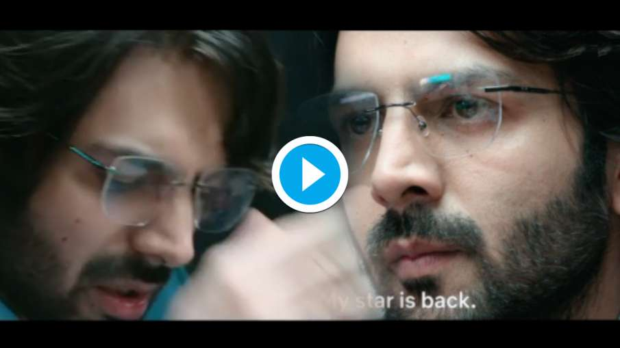 dhamaka teaser out kartik aaryan - India TV Hindi