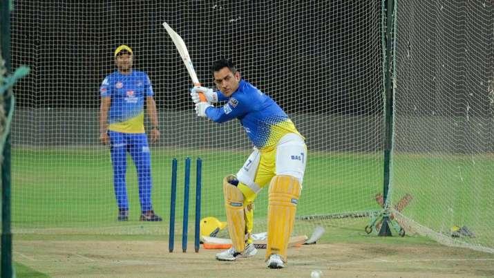 MS Dhoni prepares for IPL 2021, eyes on winning title- India TV Hindi