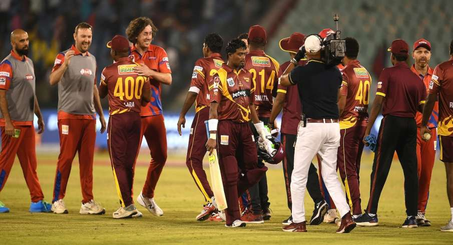 West Indies Legends, England Legends, India Legends, Road Safety World Series- India TV Hindi
