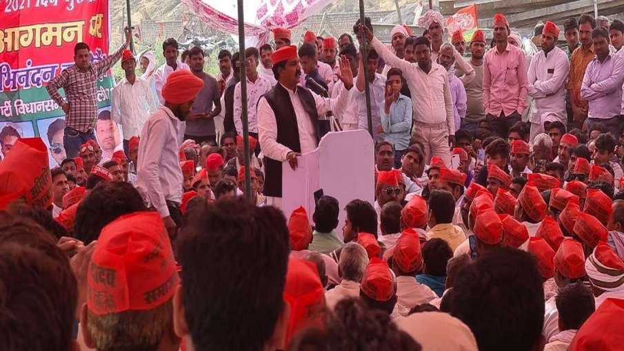 Uttar Pradesh Panchayat Election BJP SP BSP Congress AAP treating it as semifinal before vidhan sabh- India TV Hindi