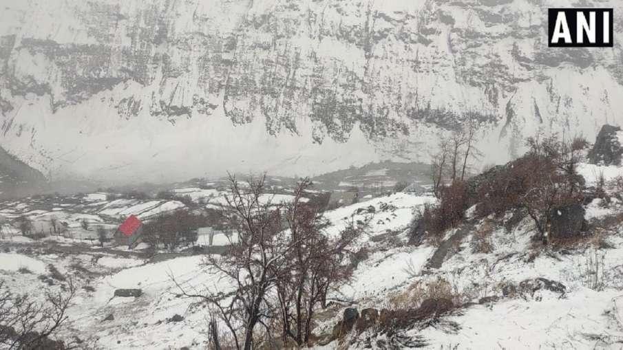 IMD forecast minimum temperature of delhi kashmir himachal pradesh   दिल्ली में मौसम साफ, कश्मीर में- India TV Hindi