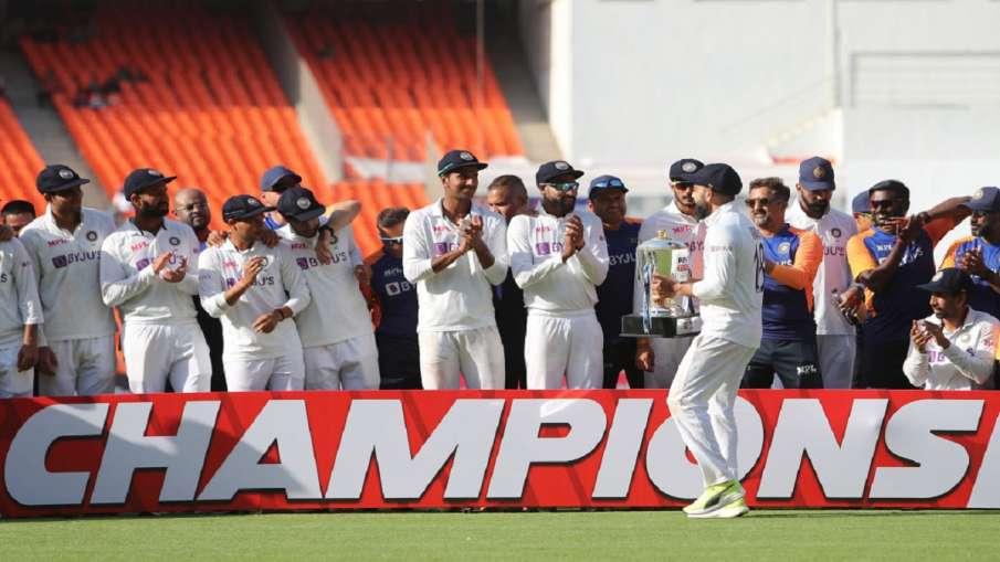 IND v ENG : भारत ने छठी बार...- India TV Hindi