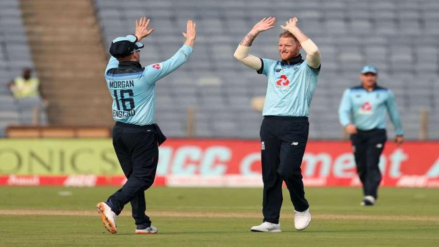 IND v ENG, 2nd ODI : गेंद पर लार...- India TV Hindi