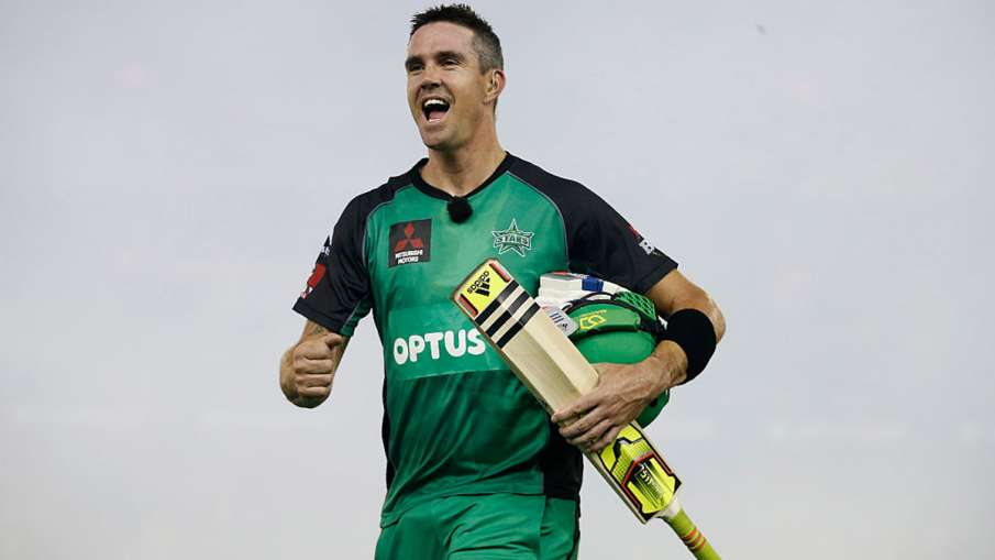 Kevin Pietersen smashes Indian bowlers, hits 6 fours and 5 sixes with a strike of 202- India TV Hindi