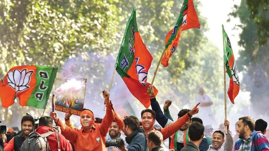Gujarat Local Body Election Results: BJP takes massive lead in panchayats, municipal corporations- India TV Hindi