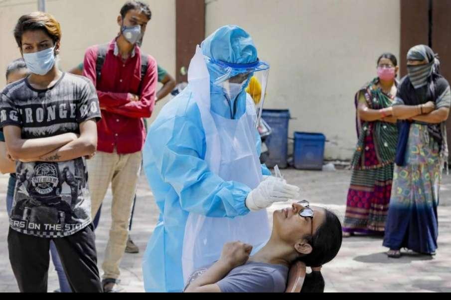 Over 1,400 new coronavirus cases in Gujarat, four deaths- India TV Hindi