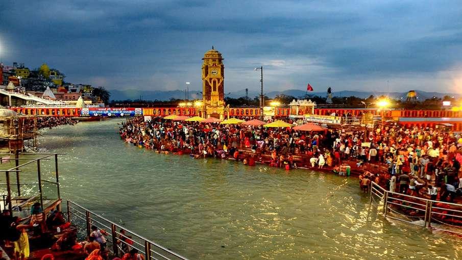corona positive,corona positive found,corona positive found in Hermitage,Hermitage of Haridwar,Harid- India TV Hindi