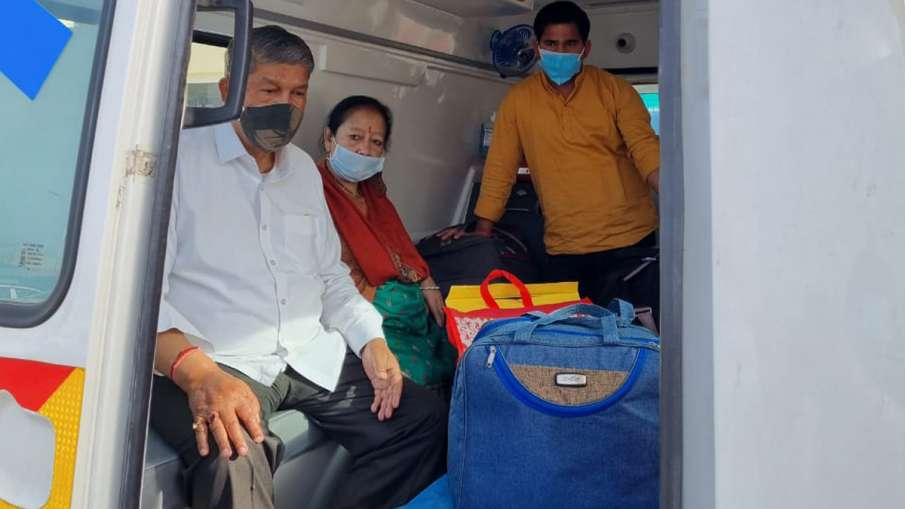 Harish Rawat airlifted to AIIMS Delhi day after he tested Covid-19 positive- India TV Hindi