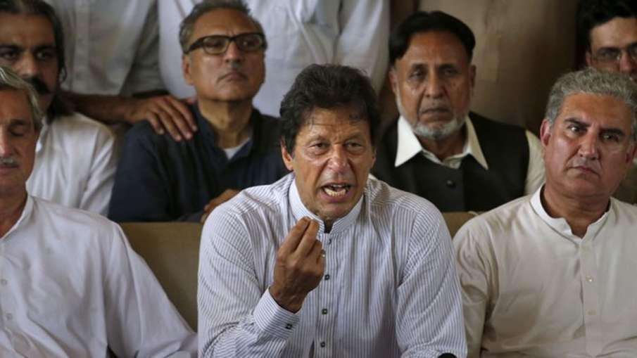 Imran Khan, Imran Khan Vote of Confidence, Pakistan, Pakistan Imran Khan- India TV Hindi