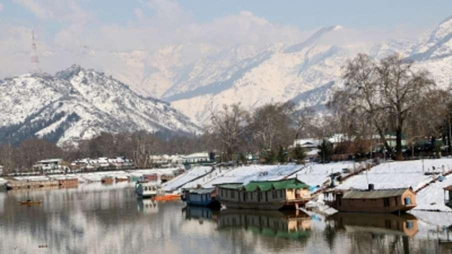 IMD predicts snow or rain in jammu kashmir ladakh for next four days इन दो प्रदेशों में 4 दिनों तक ख- India TV Hindi