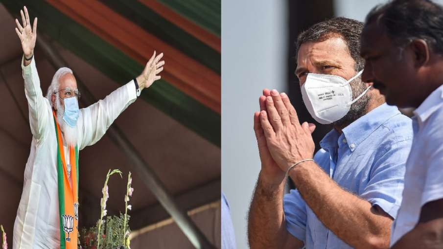PM Narendra Modi to campaign in Kerala TN puducherry Rahul in Assam  केरल, TN और पुडुचेरी में गरजेंग- India TV Hindi