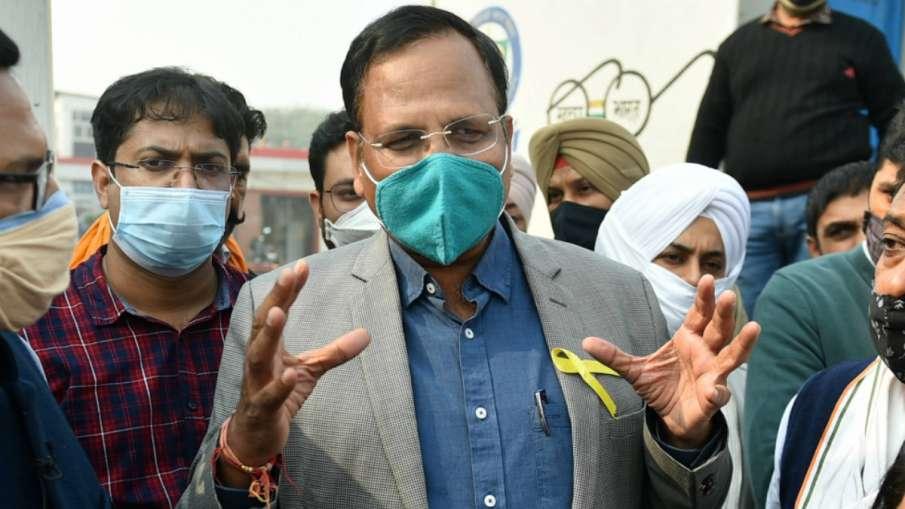 दिल्ली में 'एंडेमिक फेज' के करीब कोरोना वायरस: सत्येन्द्र जैन- India TV Hindi