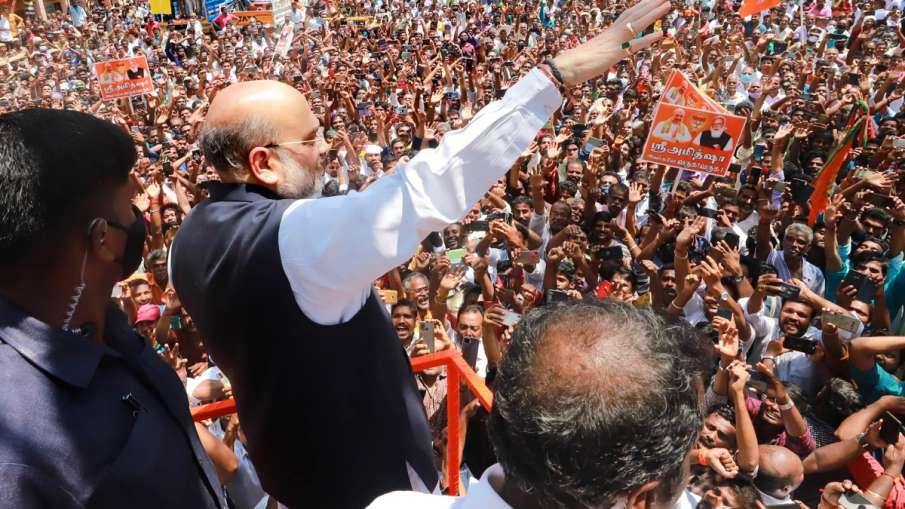 केंद्रीय गृह मंत्री अमित शाह- India TV Hindi