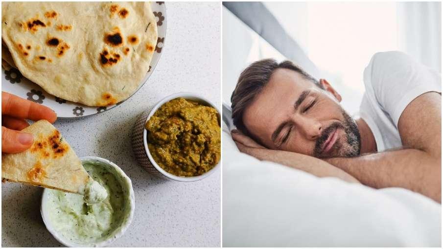 sleeping after meal - India TV Hindi