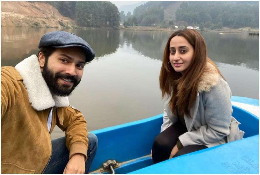 Varun Dhawan and Natasha Dalal- India TV Hindi