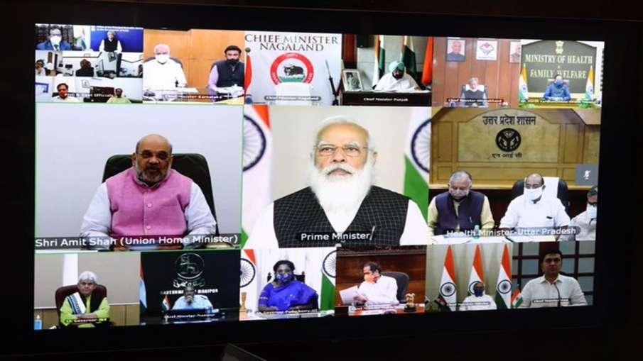 कोरोना के मामलों में...- India TV Hindi