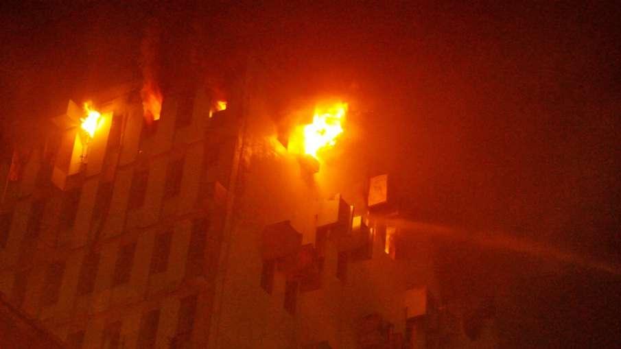 PM Narendra Modi Saddened by the loss of lives in Kolkata Fire कोलकाता हादसे पर पीएम मोदी ने जताया द- India TV Hindi