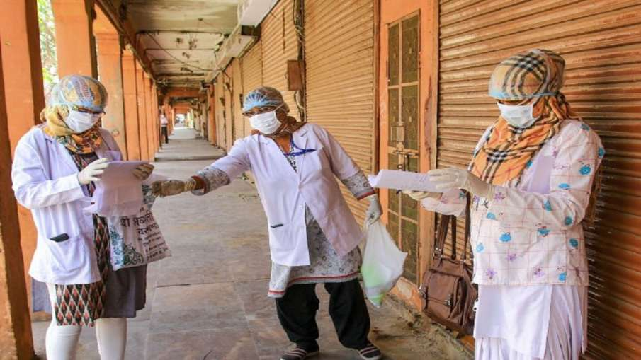 Rajasthan reports 313 new Coronavirus cases, 2851 actives cases- India TV Hindi