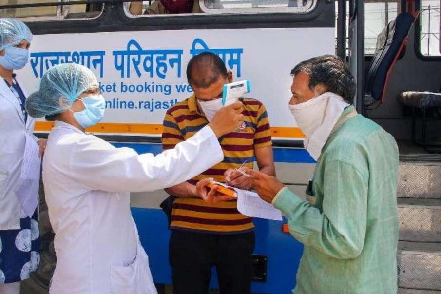 Rajasthan reports 327 new Coronavirus cases, 3 deaths- India TV Hindi