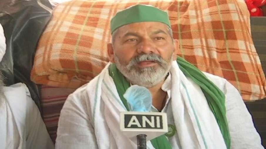 """""""मैं भी वैक्सीन लगवाऊंगा"""", राकेश टिकैत का बयान- India TV Hindi"""