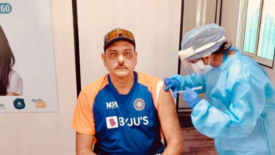 Team India, head coach, Ravi Shastri, covid-19 vaccine- India TV Hindi