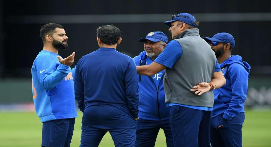 ravi shastri, virat kohli, ajay jadeja, team india, indian cricket team, India vs England, india eng- India TV Hindi