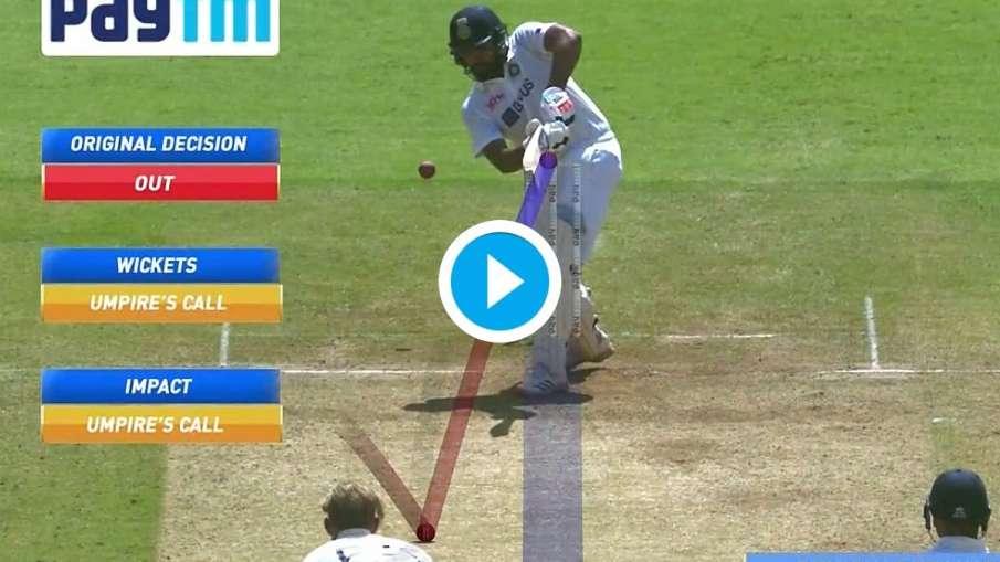 IND v ENG : कैसे अंपायर से...- India TV Hindi