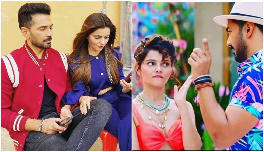 Marjaneya song out Rubina Dilaik Abhinav Shukla - India TV Hindi