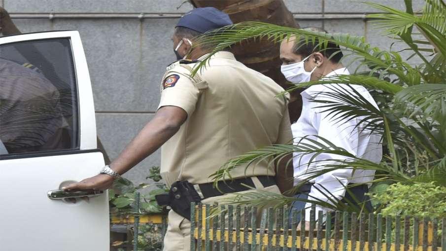 Antila bomb scare case: Sachin Vaze statement in NIA Court- India TV Hindi