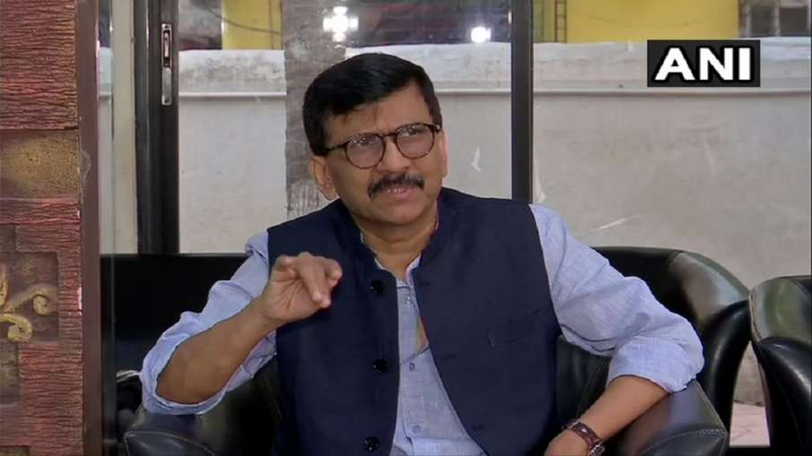 sanjay raut says call ED or their father agencies no one can touch uddhav thackeray government ED या- India TV Hindi