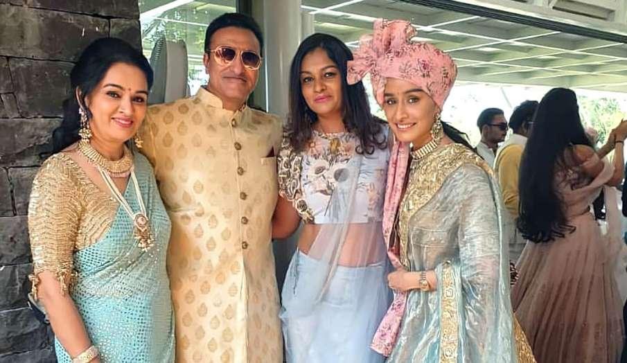shraddha kapoor dance video cousin priyaank sharma shaza morani wedding- India TV Hindi