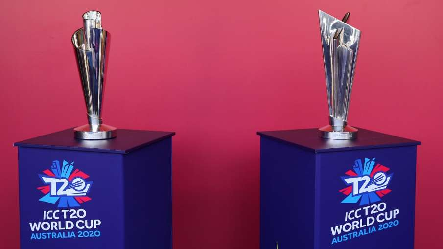ICC T20 World Cup Trophy - India TV Hindi