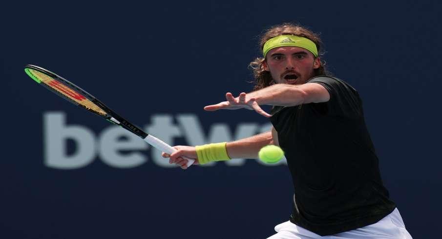 Tsitsipas, Miami Open, sports, Tennis - India TV Hindi