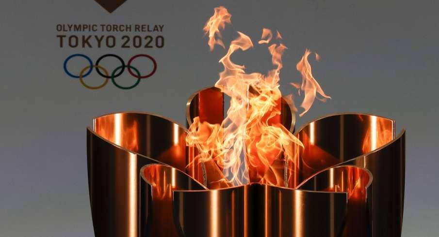 Coronavirus, Tokyo Olympics, Olympics Torch, Relay Begins- India TV Hindi