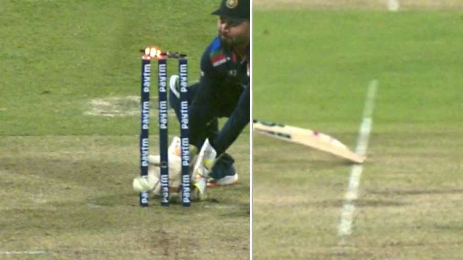 Ben Stokes Run Out Third Umpire Gave Not Out Yuvraj Singh also said this - India TV Hindi