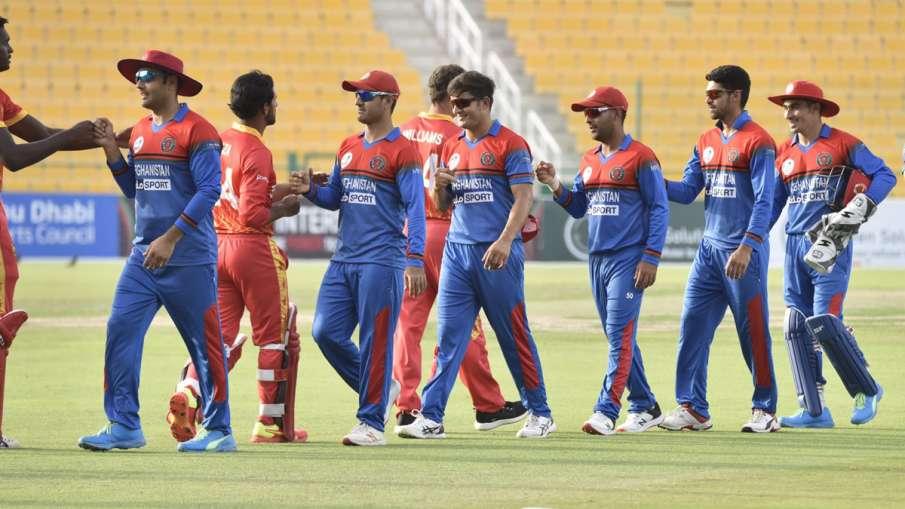 AFG vs ZIM 1st T20I Rashid Khan great performance after Gurbaz - India TV Hindi