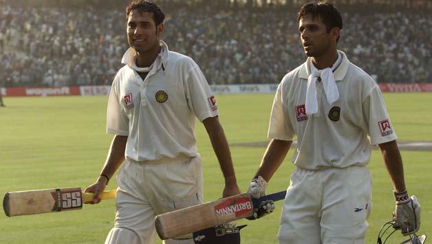 VVS Laxman and Rahul Dravid - India TV Hindi