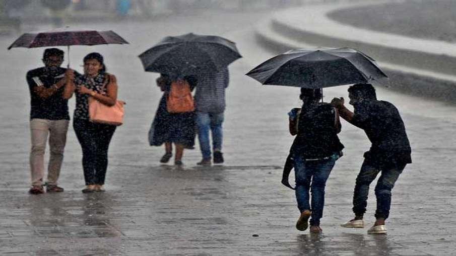 मध्य प्रदेश में सोमवार सुबह से अगले 24 घंटों के लिये मौसम का यलो अलर्ट जारी- India TV Hindi