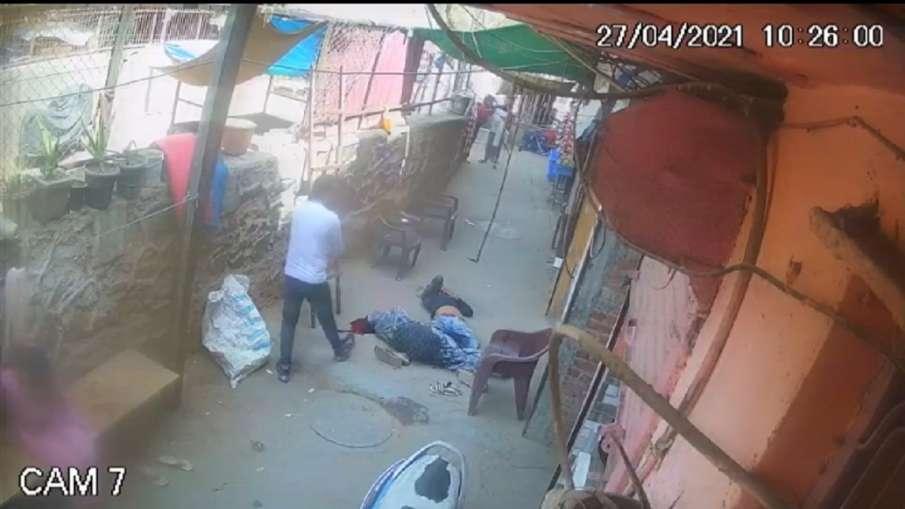 gangesters pregnant wife killed in delhi दिल्ली: 2 दिन पहले परोल पर बाहर आई गर्भवती महिला की पति ने - India TV Hindi