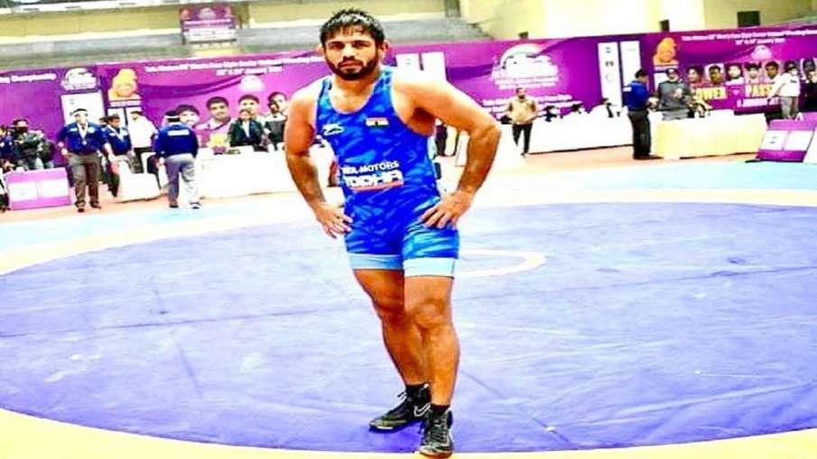 रेसलिंग : ओलंपिक...- India TV Hindi