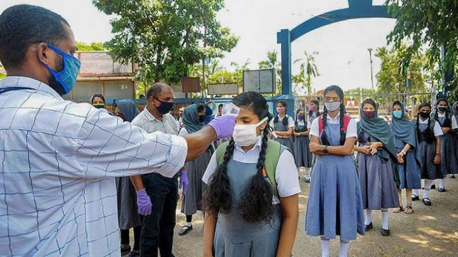 Due to strict administration in UP, all schools up to...- India TV Hindi