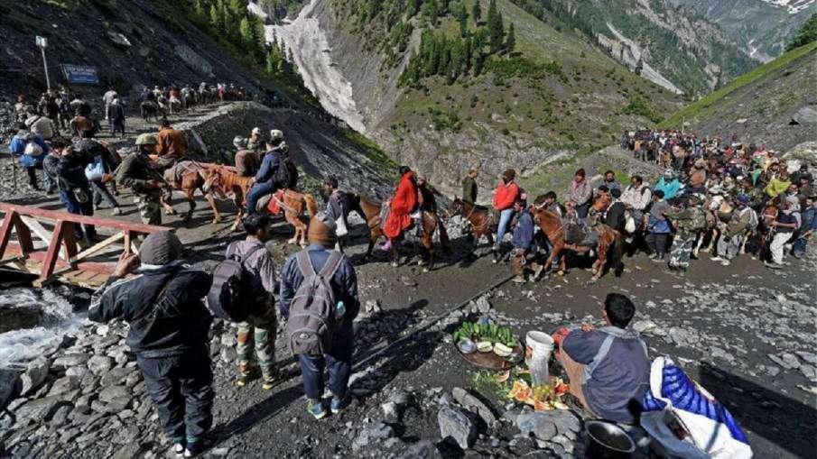 अमरनाथ यात्रा के लिए 15 अप्रैल से ऑनलाइन पंजीकरण शुरू होगा- India TV Hindi