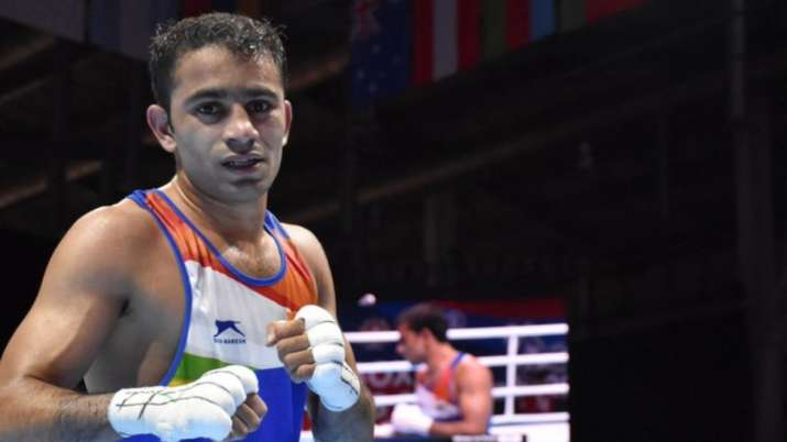 Amit Panghal had to be content with bronze medal after losing in Governors Cup- India TV Hindi