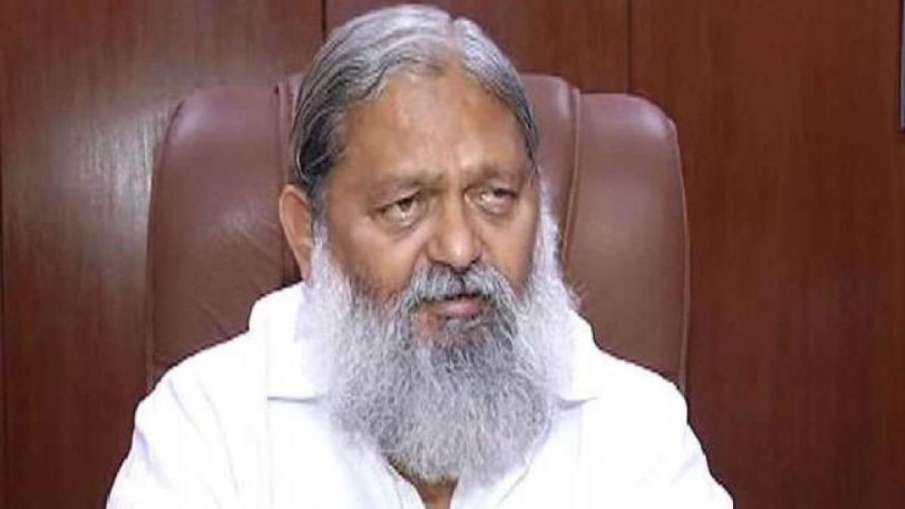 70% patients in Gurugram and Faridabad hospitals are from Delhi, Anil Vij says they are treating eve- India TV Hindi