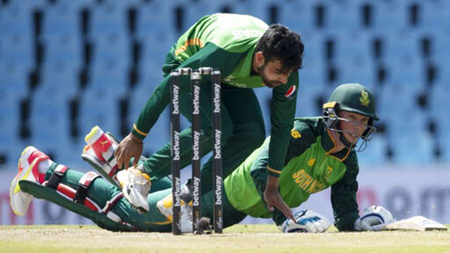 Rassie van der Dussen ruled out of third ODI against Pakistan after injury- India TV Hindi