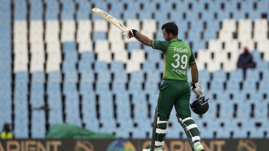 RSA vs PAK 3rd ODI Fakhar Zaman breaks Vivian Richards' record with a stormy century- India TV Hindi