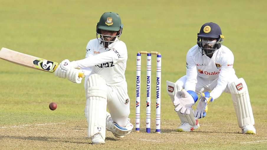 SL vs BAN, 1st Test Day- 2, Bangladesh, Sri Lanka, Mominul Haq- India TV Hindi