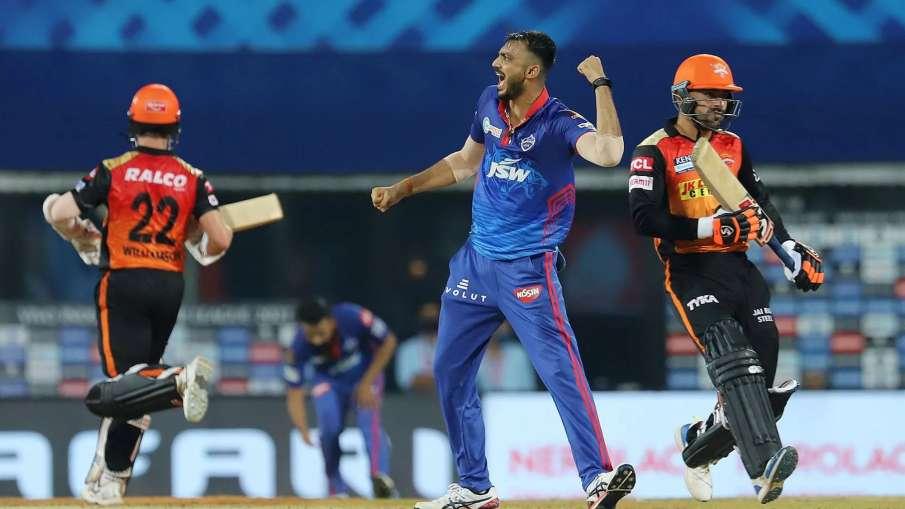 Rishabh Pant Gamble In Super Over Axar Patel Against Sunrisers Hyderabad SRH vs DC IPL 2021- India TV Hindi