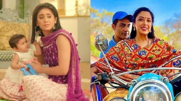 TRP REPORT, ANUPAMAA, YEH RISHTA KYA KAHLATA HAI- India TV Hindi